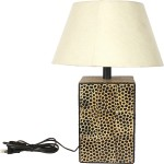 The Decor Mart Table Lamps Horn