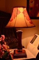 Yashasvi Yashasvi Broad Table Lamp Table Lamp (45 Cm, Multicolor)