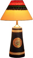 Unravel India LL0075 Table Lamp (Blue)
