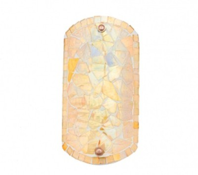 Wall Lamps Flipkart : 14% OFF on Fos Lighting Golden Tukri Single Wall Lamp on Flipkart PaisaWapas.com
