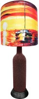 What Scrap Sunset Jugnu Table Lamp (50 Cm, Multicolor)