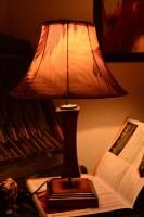Yashasvi Yashasvi Leaves Table Lamp Table Lamp (45 Cm, Multicolor)