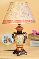 Enfin Homes Royal Night Lamp (36 Cm, Brown)