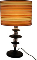 Ray-Pro Novelty Table Lamp (50 Cm, Black, Multicolored)