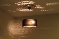 Sylvn Studio L'ovale Ceiling Lamp (17.5 Cm, Brown)
