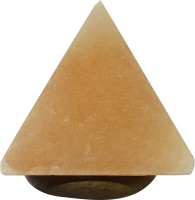 Reiki Crystal Products Pyramid Salt Lamp Table Lamp (18 Cm, NA)
