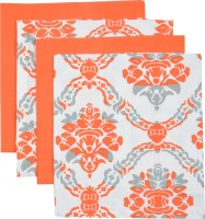 Elite Home Multicolor Set Of 4 Napkins