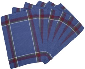 Dhrohar Rectangular Pack of 6 Table Placemat