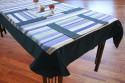 Dekor World Fun With Stripes Table Linen Set - Pack Of 5 - TLSEYAW9CATMCZH7