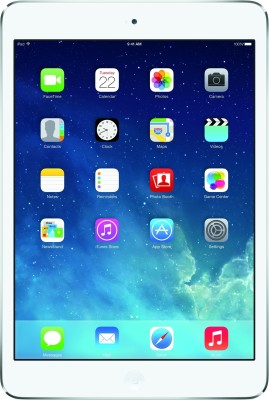 Apple 16 GB iPad Mini with Retina Display and Wi-Fi (Silver, 16 GB, Wi-Fi Only)