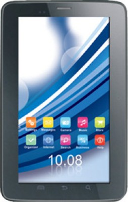 Swipe Legend Tablet Navy Blue, 4  GB, Wi Fi, 3G available at Flipkart for Rs.9877