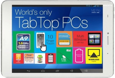View Milagrow M2 Pro 32 GB Tablet Note Price Online(Milagrow)