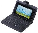 I KALL N2 With Keyboard 4 GB 7 Inch With Wi-Fi+3G (Black)