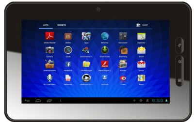 Buy Micromax Funbook P300: Tablet