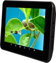Datawind Ubislate 7CZ (Single Sim) (Black, 512 MB, EDGE, OTG Cable, Datacable, Adaptor, User Manual, Warranty Card)