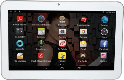 View iBall 1026-Q18 Tablet Note Price Online(iBall)