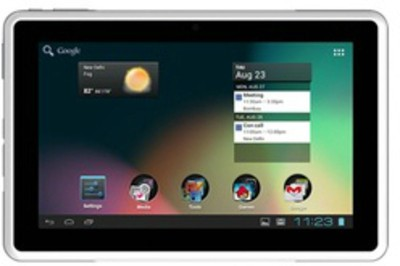 Karbonn Smart Tab 2 1 GB, 3G, Wi Fi available at Flipkart for Rs.5800