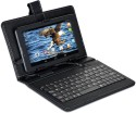 Swipe Swipe Calling Tab With Keyboard 4 GB 7 Inch With 2G (Black)
