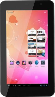 Zync Cloud Z605 Dual Core Calling Tab Black, 4, 2G||3G||Wi-Fi