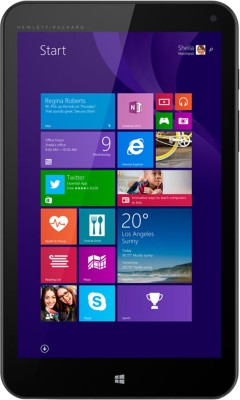 View HP Stream 8 Tablet Tablet Note Price Online(HP)
