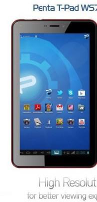 View Bsnl Penta WS707C EDGE CALLING TABLET 4.2.2ANDROID Tablet Note Price Online(BSNL Penta)