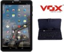 Vox V102 Calling Tablet With Keyboard (Black, 8 GB, 3G)