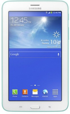 Compare Samsung Galaxy Tab 3 Neo Tablet Cream White, 8 GB, Wi-Fi, 3G at Compare Hatke