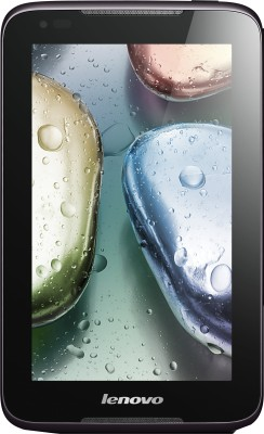 Lenovo Idea Tab A1000 Tablet Black, 4 GB, 2G, Wi Fi, Screen Protector, Tablet Cover available at Flipkart for Rs.7900