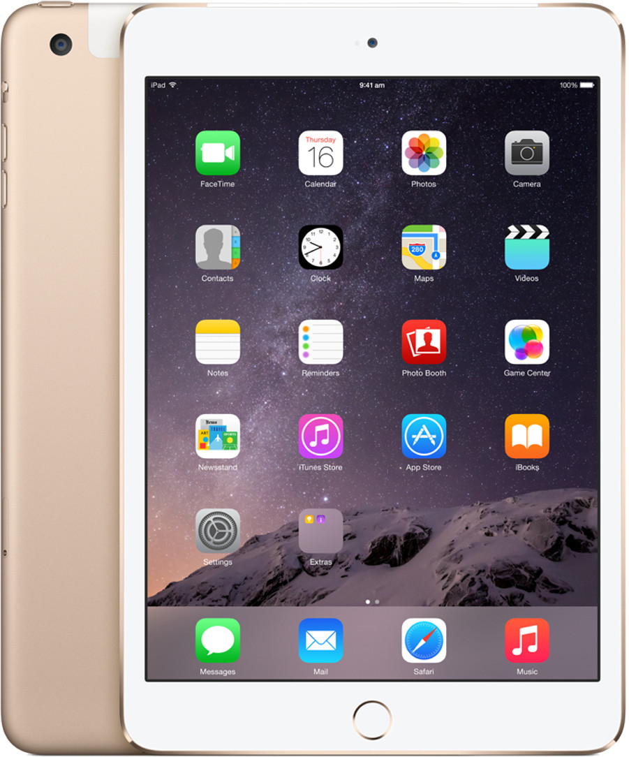 View Apple iPad Air 2 Wi-Fi + Cellular 64 GB Tablet Tablet Note Price Online(Apple)