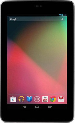 Flat 42% Off on Google Nexus 7 2012 Tablet at Rs 10499 Only