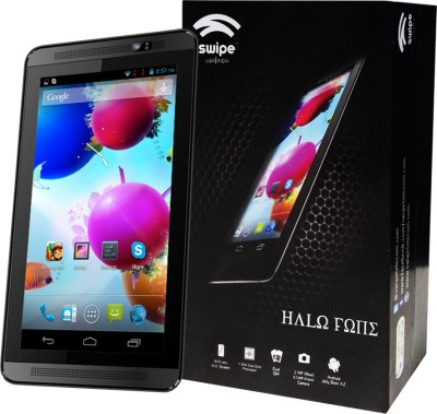 Buy Swipe Halo Fone Tablet at Launch Price of Rs 6999 from Flipkart