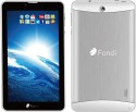 Fondi 7' Inch 1.2 GHz Android 4GB 3G Dual Sim Tablet (White, 512 MB, 3G)