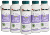 Himalaya Herbal Baby Powder 50 Gm(Pack Of 5) (250 G)