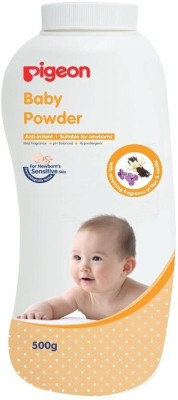 Pigeon Baby Powder With Fragrance 500g (500 G)