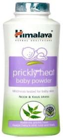 Himalaya Prickly Heat Baby Powder 200 gm - Pack of 4