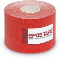 Epos Tape Original Kinesiology Support Tape (Red)