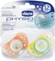Chicco Silicone Physio Air - 12 Months +