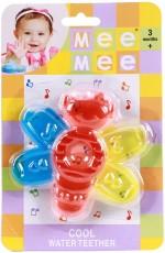Mee Mee Teethers & Soothers Mee Mee Water Filled Teether Butterfly