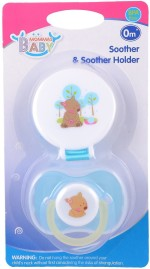Mommas Baby Teethers & Soothers Mommas Baby Silicon Teether Soother