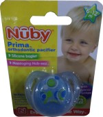 Nuby Teethers & Soothers Nuby Prima Orthodontic Pacifier