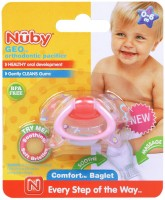 Nuby Orthodontic Pacifiers (Multicolor)