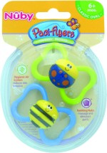 Nuby Teethers & Soothers 3D