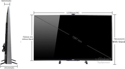 Sony Bravia KDL-55W950B 56 inch Full HD Smart 3D LED TV