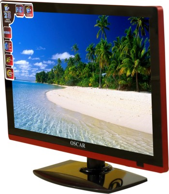 Oscar 61cm (24) HD Ready LED TV (1 X HDMI, 2 X USB)