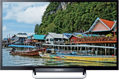 Sony BRAVIA KDL 32W600A 80 cm 32 LED TV WXGA, Smart available at Flipkart for Rs.34900
