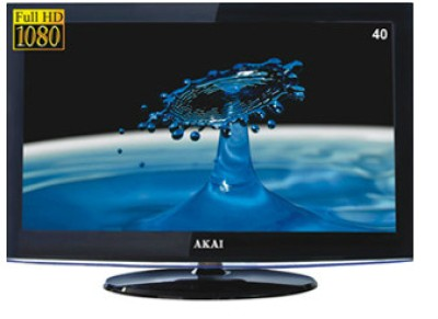 Buy Akai 40N40 LCD 40 inches Full HD Television: Television