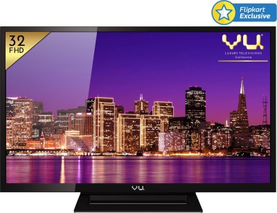 Vu 80cm (32) Full HD LED TV (2 X HDMI, 2 X USB)