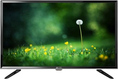 Micromax 81cm (32) HD Ready LED TV (32T7290MHD / 32T7260MHD, 1 x HDMI, 1 x USB)