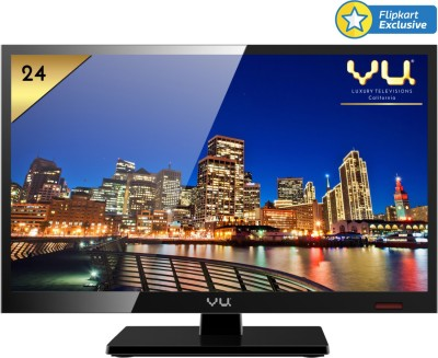 Vu 60cm (24) Full HD LED TV (1 X HDMI, 1 X USB)