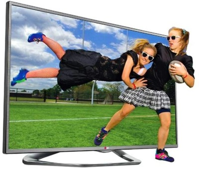 LG 32LA6130 32 inches LED TV Full HD available at Flipkart for Rs.43107